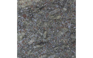 Blue - butterfly (polished granite)
